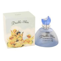 DIABLE BLEU by Creation Lamis Eau De Parfum Spray 3.4 oz