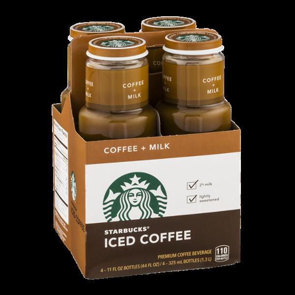 Starbucks Iced Coffee - 4 CT