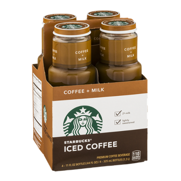 Starbucks Iced Coffee - 4 CT