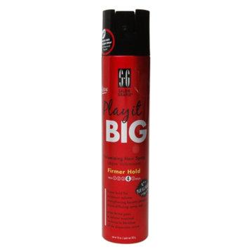 Salon Grafix Play It Big Firmer Hair Spray, 10 oz