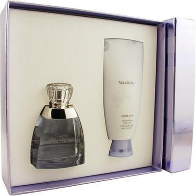 Vera Wang Sheer Veil By Vera Wang For Women. Set-eau De Parfum Spray 3.4 OZ & Body Lotion 5 OZ