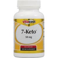 Vitacost Brand Vitacost 7-Keto -- 50 mg - 120 Capsules