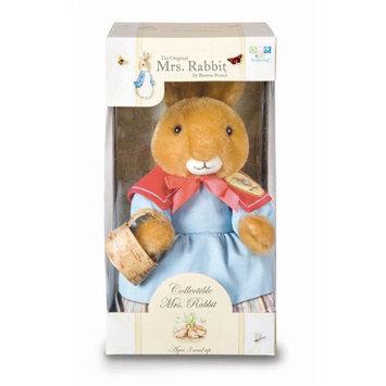 World of Beatrix Potter Collectible Mrs Rabbit