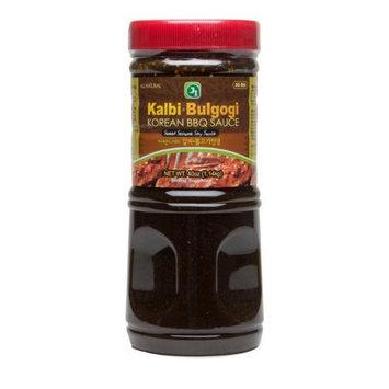 J1 Korean BBQ Sauce, Bulgogi & Kalbi, 40-Ounce Bottles (Pack of 3)