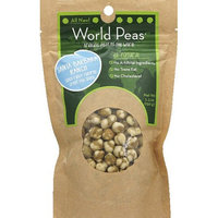 Generic World Peas Santa Barbara Ranch Tangy Ranch Flavored Green Pea Snack, 5.3 oz, (Pack of 6)