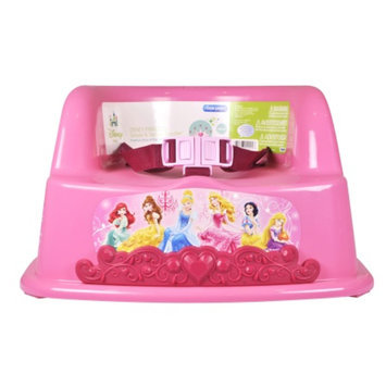 The First Years Disney Princess Simple and Secure Booster