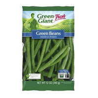 Green Giant Bagged Green Beans 12 oz