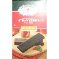 Archer Farms Strawberry Fruit Bars 6 Count