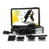 Commercial Bargains Inc Pet Clippers 1 Speed Professional Trimmer Shaver With Guard Attachments GTS-888