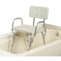 Eagle Health Supplies Eagle Health Shower Chair with Molded Seat / Back and Arms