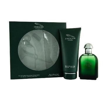 Jaguar 2 Piece Gift Set for Men (3.4 Ounce Eau de Toilette Spray, 6.7 Ounce Bath and Shower Gel)