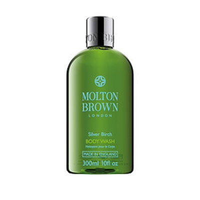 Molton Brown Silverbirch Body Wash, 10 oz