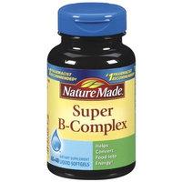 Nature Made Super B Complex Softgels, 100 Count