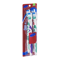 CareOne Clean + Toothbrushes Soft - 4 CT