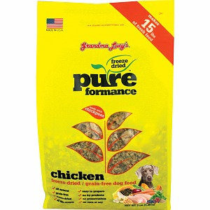 Pureformance Grain-Free Dog Food with Chickpeas