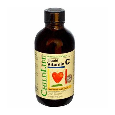 Childlife Liquid Vitamin C Orange 4 fl oz