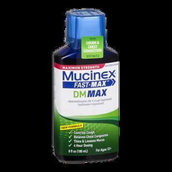 Mucinex Fast-Max DM Max Liquid