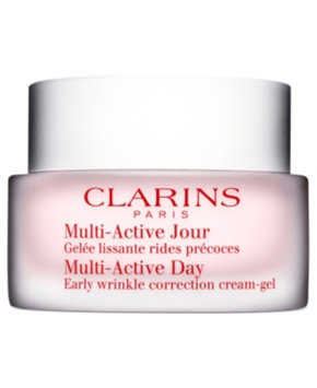 Clarins Multi-Active Day Early Wrinkle Correction Cream Gel - all skin types