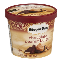 Häagen-Dazs Ice Cream Chocolate Peanut Butter