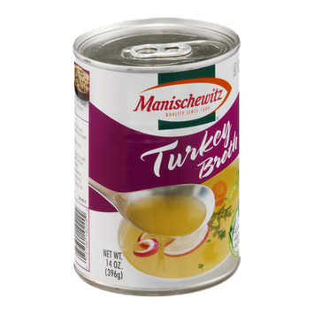 Manischewitz Turkey Broth