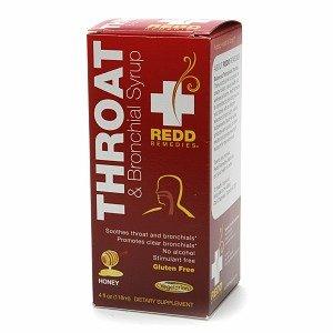 Redd Remedies Throat & Bronchial Syrup