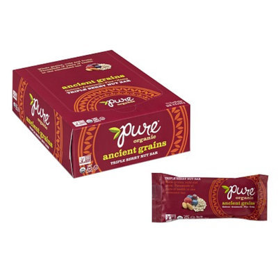 Pure Organic Pure Ancient Grains Bars Triple Berry Nut