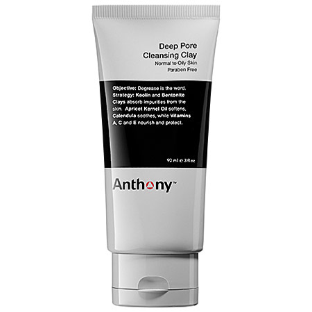 Anthony Deep Pore Cleansing Clay 4 oz