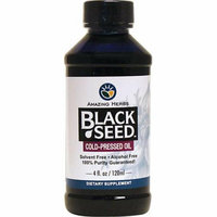 Amazing Herbs Black Seed Oil 4 fl oz