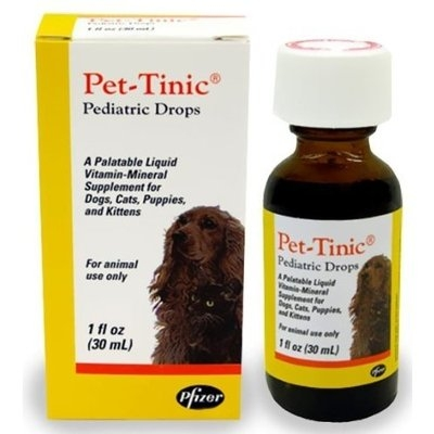 PetTinic (1 oz) by Pfizer