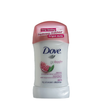 Dove Go Fresh Revive Anti-Perspirant Pomegranate & Lemon Verbena Scent 45g