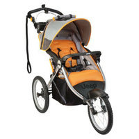 Jeep Overland Limited Jogger Stroller - Fierce by