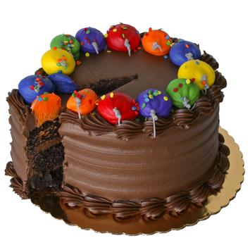 3 Layer Fudge Devils Food Cake 6