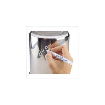 NISSEN 00393 Paint Marker, Low Chloride Feltip, Red