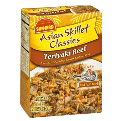 Sun-Bird Asian Skillet Classics Teriyaki Beef
