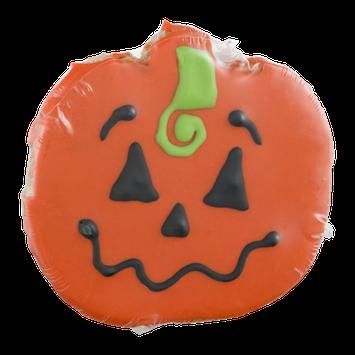 Decorated Halloween Cookie
