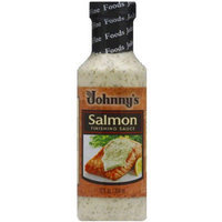 Johnny's Fine Foods Johnny's Salmon Finishing Sauce, 12 fl oz, (Pack of 6)