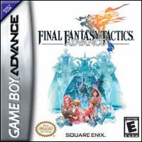 Gamestop Final Fantasy Tactics Advance