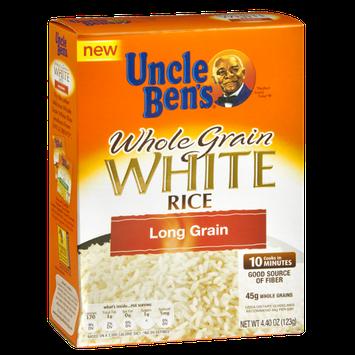 Uncle Ben's Long Whole Grain White Rice