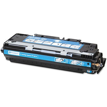 Dataproducts DataProducts DPC3500C Toner Cartridge - Cyan - Laser - 4000 Page - Remanufactured