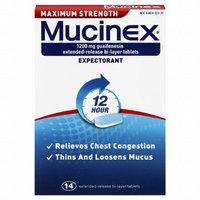 Mucinex Expectorant