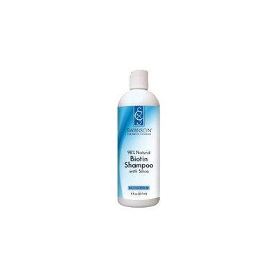 Campbell's Swanson Biotin Shampoo with Silica Liquid