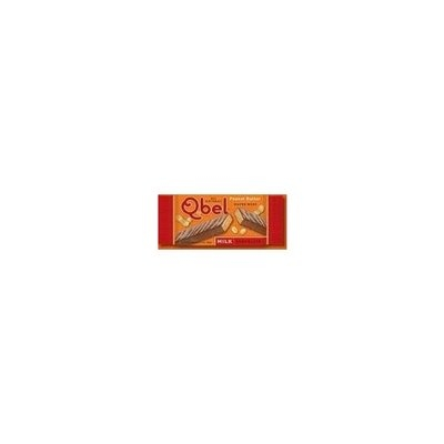 Q. Bell Qbel Peanut Butter Chocolate Wafer Bar 1.1 oz. (Pack of 25)