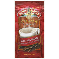 Land O'Lakes Cocoa Classics Cinnamon & Chocolate Hot Cocoa Mix