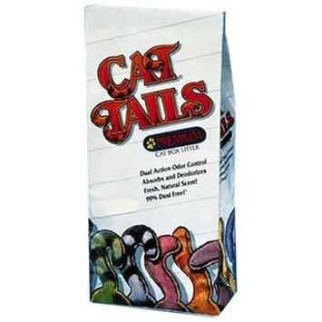 Cat Tails Unscented Cat Litter, 10 Pound Bag