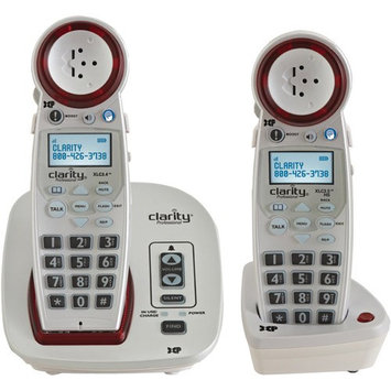 Clarity DECT 6.0 Extra-Loud Big-Button Phone