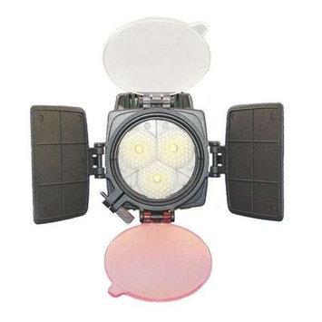 Lumiere L.A. Lumiere L60350 Portable Digital Camera & Camcorder Lighting Kit - Trio LED, 3200K, 5600K, 2x NPF750 Li-ion Batteries