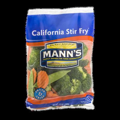 Mann's California Stir Fry