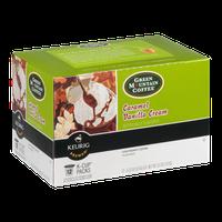 Green Mountain Coffee Caramel Vanilla Cream Light Roast Coffee K-Cup - 12 CT