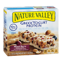 Nature Valley™ Greek Yogurt Protein Chewy Bar Mixed Berry