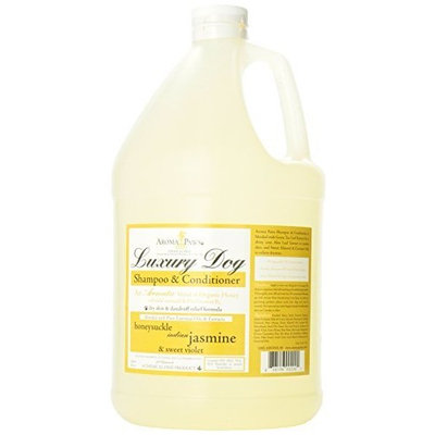 Aroma Paws Shampoo, Honeysuckle Jasmine